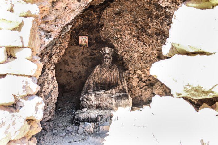 NoyonKhutagt Danzanravjaa | Gründer und Mönch der Anlage
