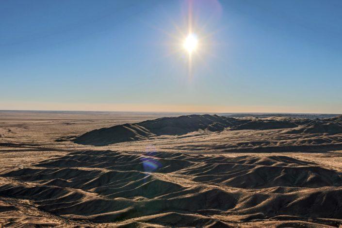 Aussicht von Khan Bayanzurkh Mountain
