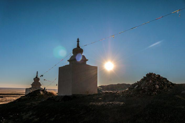 Khan Bayanzurkh Mountain | Tempelanlage
