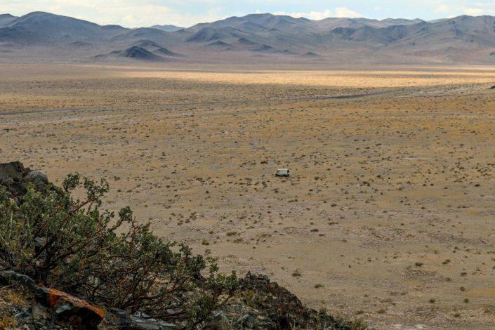 die unendlichen weitern der mongolischen Steppe