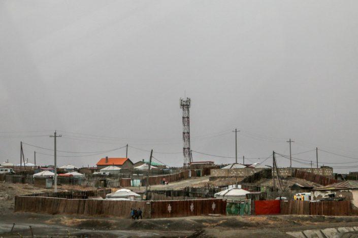 Stadt Altai - Mongolei