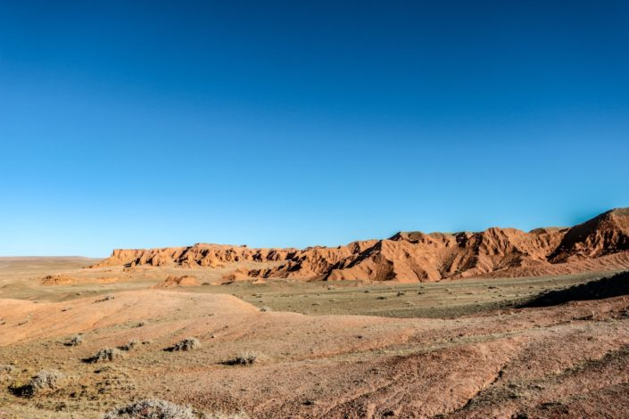 Red Cliffs | Mongolei