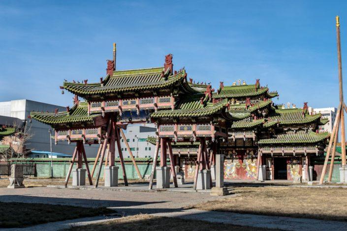Ulaanbataar | Winterpalast des Bogd Khan