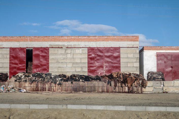 Ulaanbataar | Einfahrt von Westen