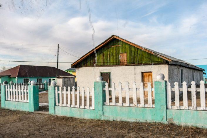 Letzte mongolische Pfeil-und Bogenfabrik | Kurz nach Süchbaatar