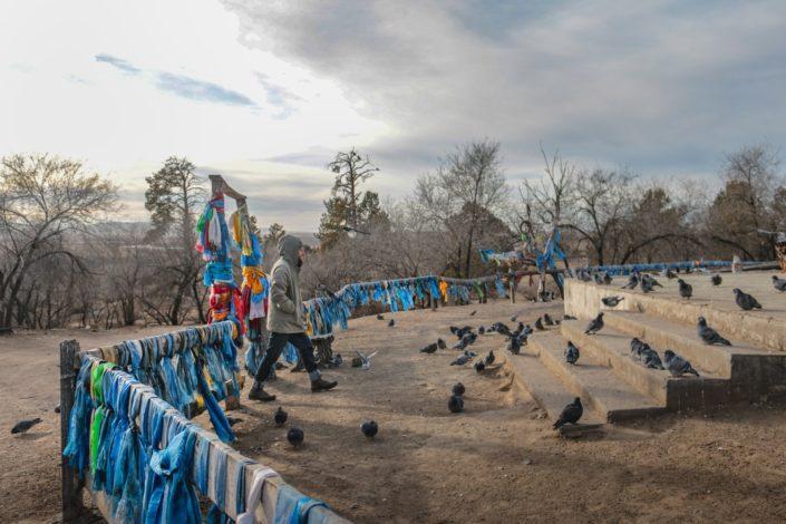 Eej Mod | Ein Ort an dem Buddhismus und Schamanismus zusammentreffen