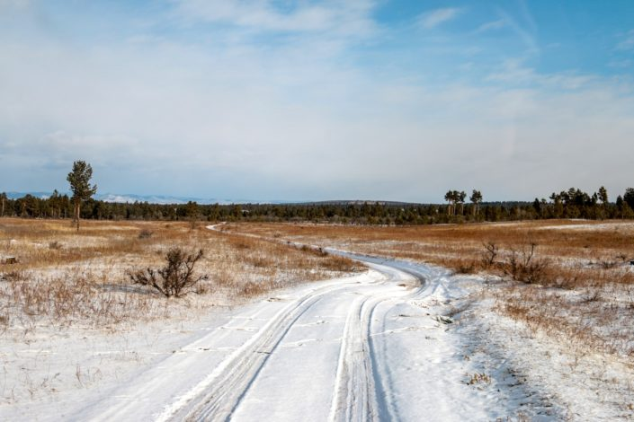 Die letzten Kilometer in der Mongolei