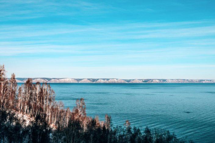Der tiefste Süßwassersee der Welt | Baikalsee