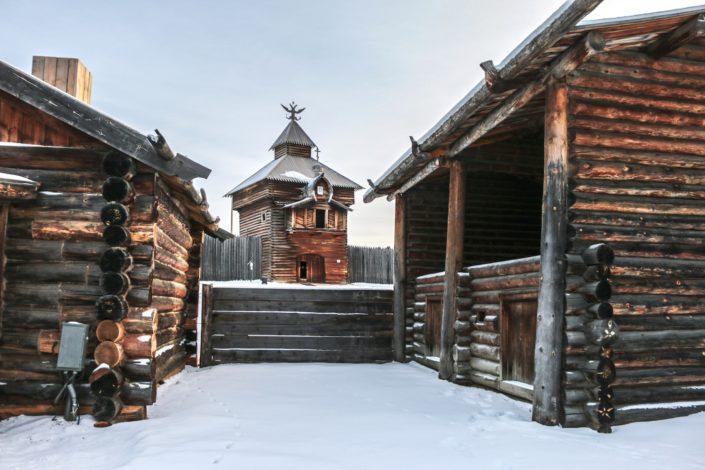 Talzy | Hier wird sibirische Baukunst zusammengetragen