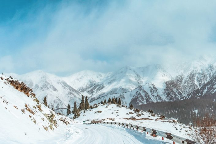 Big Almaty Lake | Gletschersee auf 2.510 m