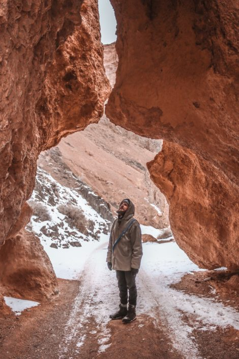 Scharyn Nationalpark   Canyon