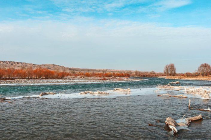 Scharyn River | Verursacher des Canyons