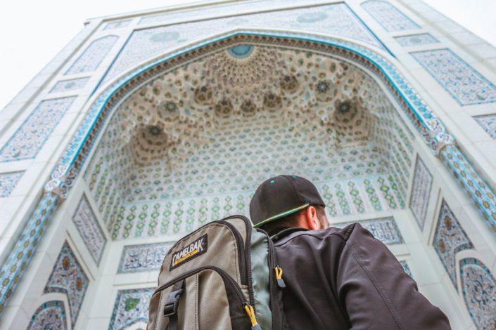 Minor Moschee | Tashkent