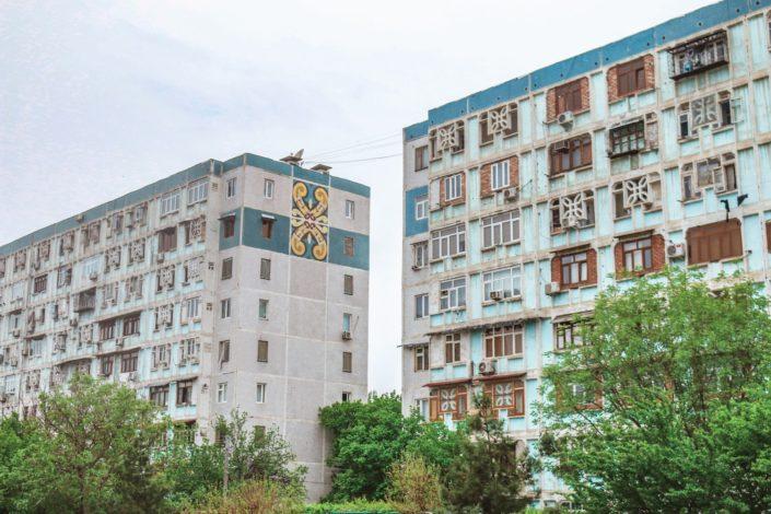 Sowjetische Architektur | Tashkent