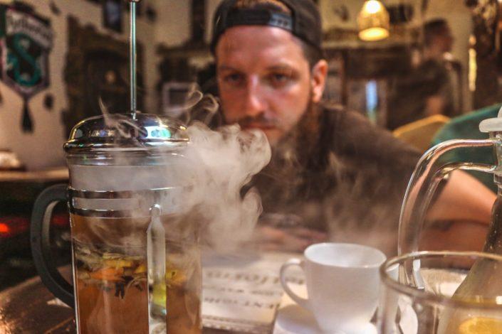 Nerdalarm | Das weltweit einzige Harry Potter Restaurant | Potter Mania | Tashkent
