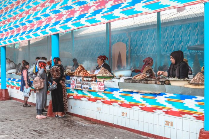 Chorsu Basar | Tashkent