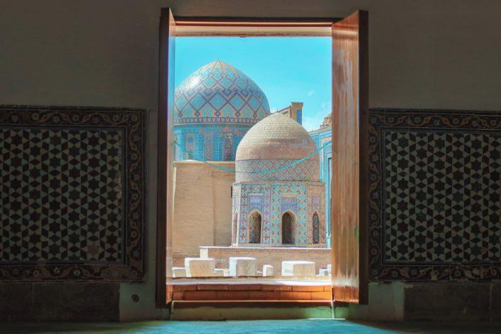 Shakhi Zinda Memorial Complex | Samarkand
