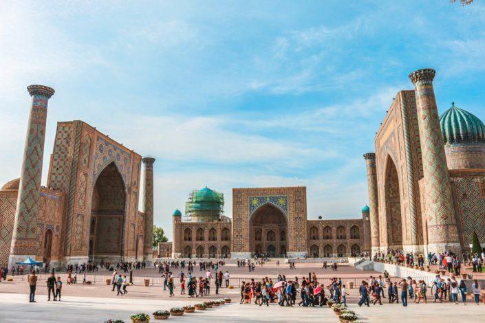 Registan | Samarkand