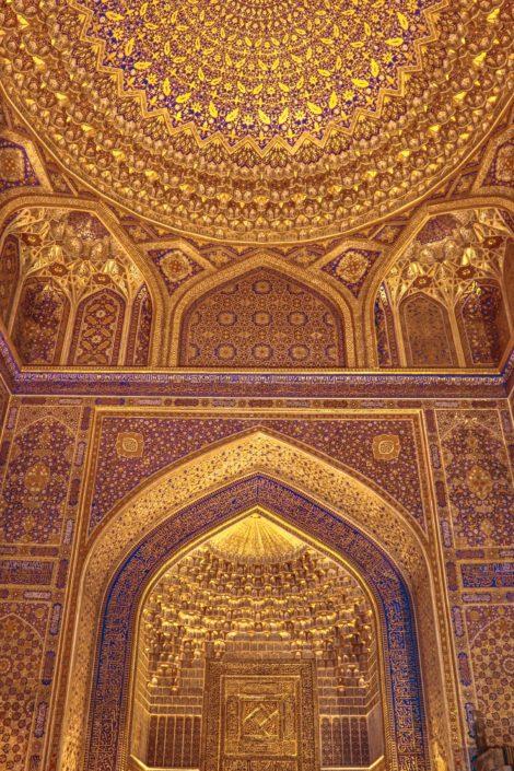 Tilya-Kori-Madrasa | Samarkand