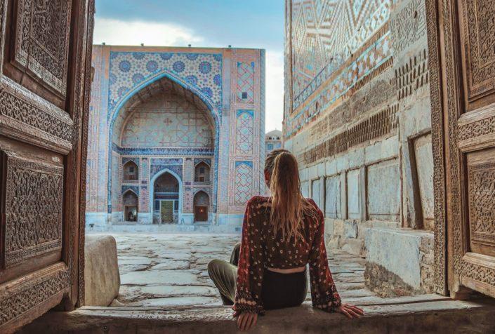 Ulugbek Madrasa | Samarkand