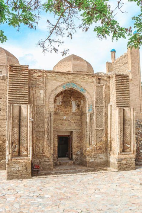 Mag-Oki-Attori Moschee | Buchara