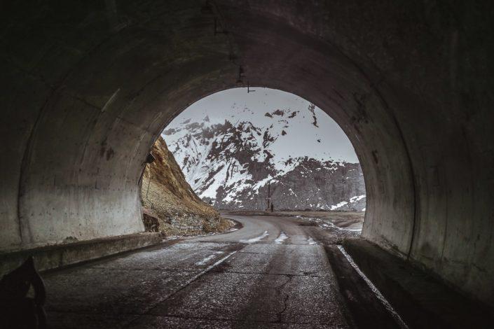 Der Tunnel der Todes - Anzob Tunnel - 5,040m