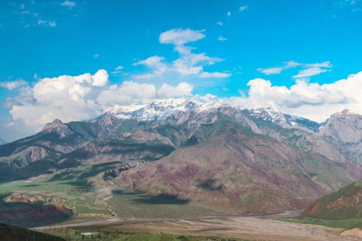 Unser erster Blick auf Afghanistan