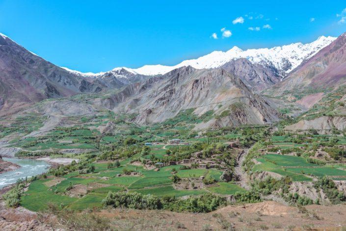 Afghanistan - Auf dem Weg nach Korogh