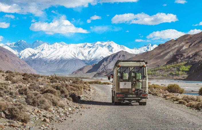 Unser Weg durch das Wakhan Valley