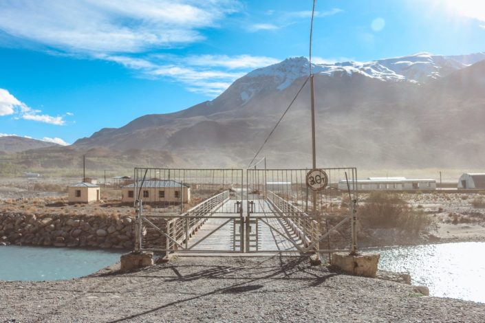Nicht so viel los - Grenze nach Afghanistan