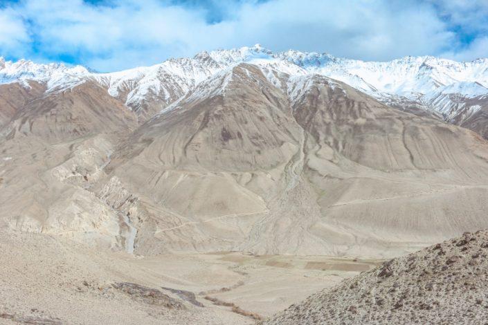 Endlich geht es bergauf - Unser Weg durch das Wakhan Valley