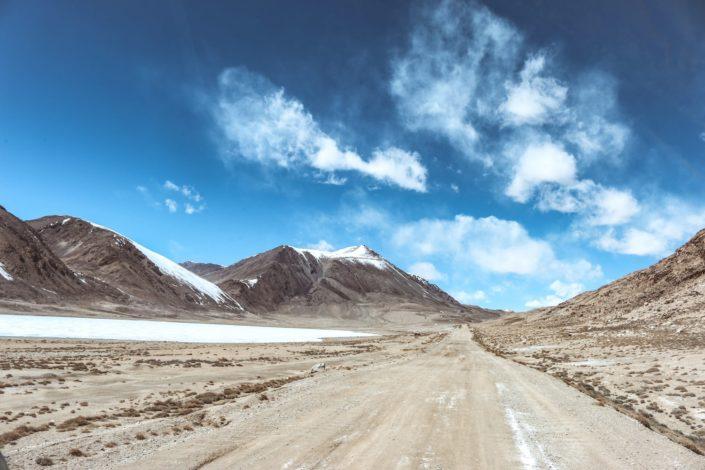 Der Khargush-Pass - 4344m