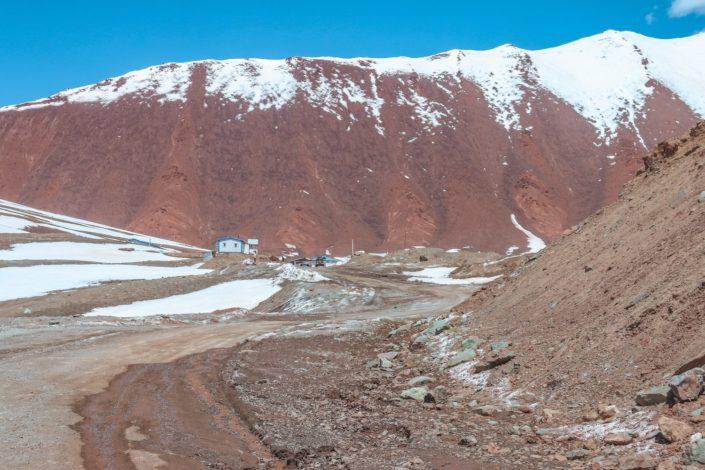 Die Grenze - Bald geht es raus aus Tadschikistan
