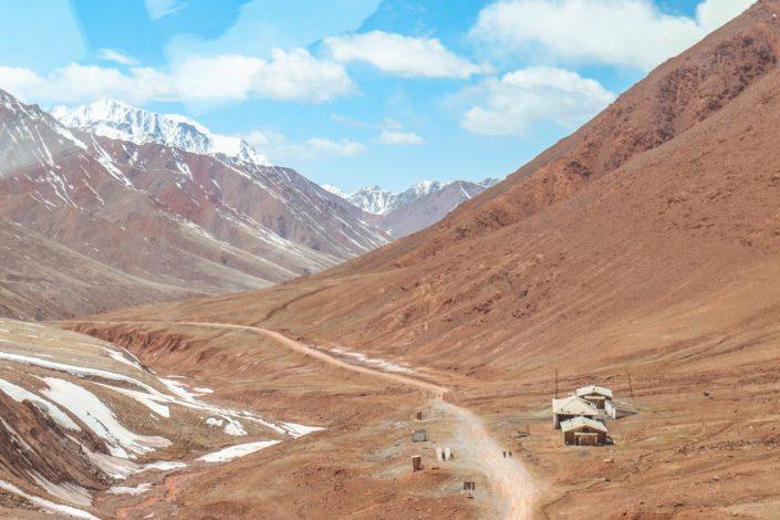 Durch das No Man's Land - Tadschikistan - Kirgistan