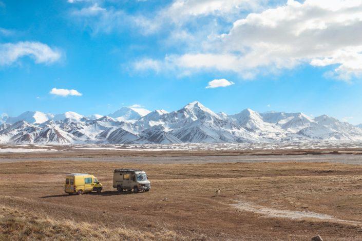 Kirgistan - wir haben dich vermisst!