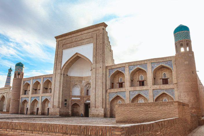 Khiva - Medrese Mukhamma-da Rakhim-Khana
