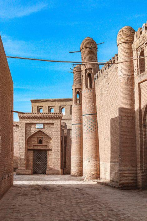 Tash Khovil Palast