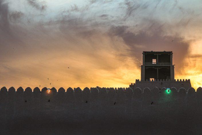 Die Stadtmauer - Kunia Ark