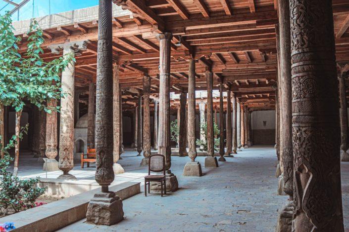 Freitagsmoschee - Khiva